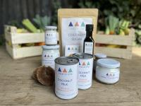 Picture of Three By One Coconut Products