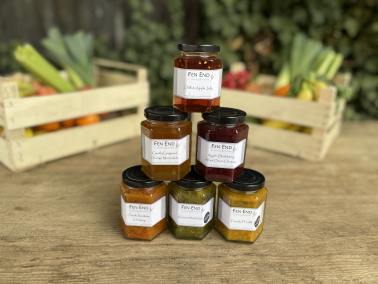 Picture of Fen End Jams and Preserves