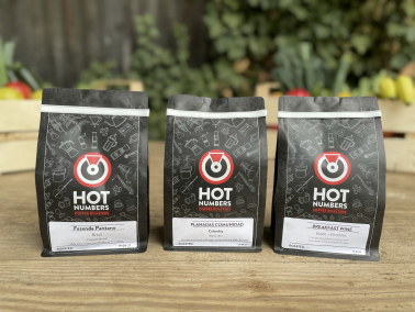Picture of Hot Numbers Coffee