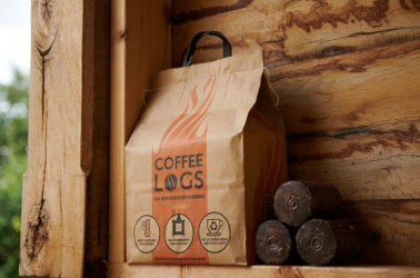 Picture of Bio-Bean Coffee Logs