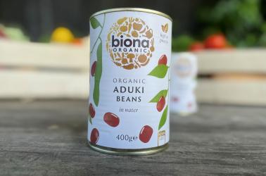 Picture of Biona - Aduki Beans 400g Organic