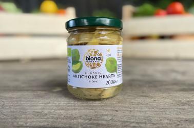Picture of Biona - Artichoke Hearts 200g Organic