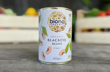 Picture of Biona - Blackeye Beans 400g Organic