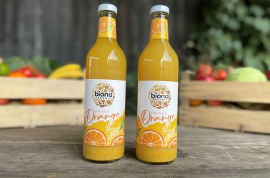 Picture of Biona - Orange Juice 750ml Organic