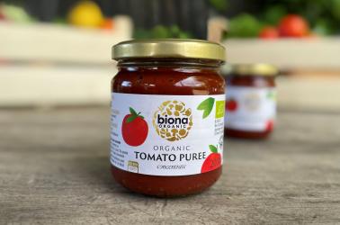 Picture of Biona - Tomato Puree 200g