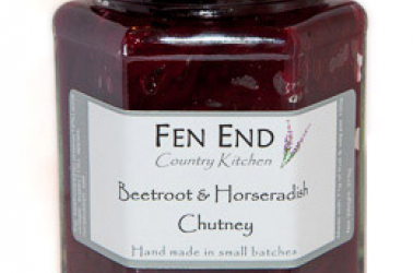 Picture of Fen End Beetroot and Horseradish (not organic) 200g