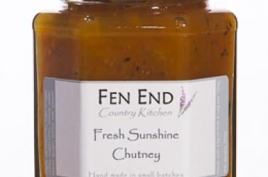 Picture of Fen End Fresh Sunshine Chutney (not organic) 288g