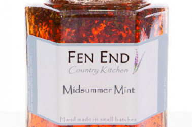 Picture of Fen End Midsummer Mint Jelly (not organic) 229g