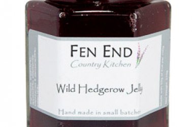 Picture of Fen End Wild Hedgerow Jelly (not organic) 229g