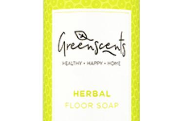 Picture of Greenscents - Floor Soap HERBAL 400ml