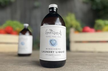 Picture of Greenscents -Laundry Liquid NONSCENTS 500ml