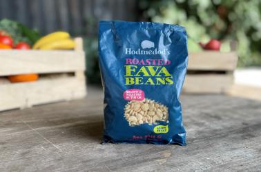 Picture of Hodmedods - Roasted Fava Beans-Salt & Vinegar 300g (non organic)
