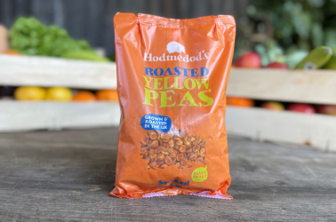 Picture of Hodmedods - Roasted Yellow Peas - Smoked Paprika 300g (non organic)