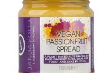 Picture of Janda Egg and Dairy Free Passionfruit Spread (non organic) 175g