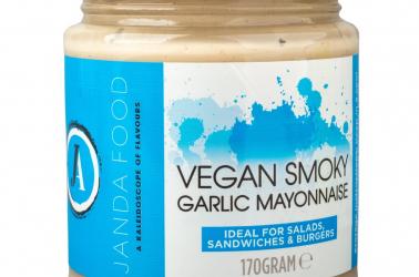 Picture of Janda Vegan Smoky Garlic Mayonnaise 170g (not organic)