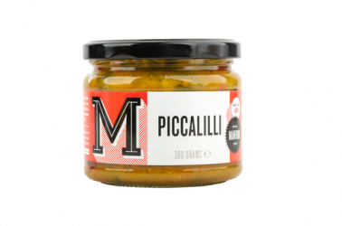 Picture of Manfood Chunky Piccalilli (non organic) 300g