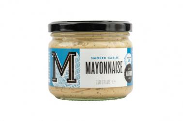 Picture of Manfood Smoky Garlic Mayonnaise (non organic) 300g