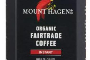 Picture of Mount Hagen Instant Coffee Fairtrade Organic