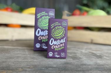 Picture of Ombar Centres Pistachio (35g)