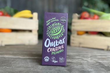 Picture of Ombar Centres Pistachio (70g)
