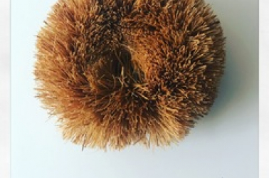 Picture of Three By One Coconut Coir Scrubber Organic