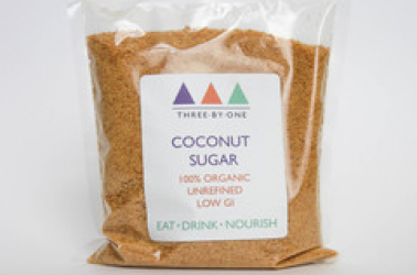 Picture of Three By One Coconut Sugar 500g Organic